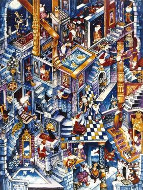Wizards' Castle by Bill Bell