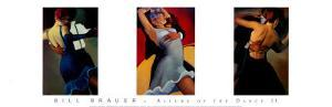 Allure of the Dance II by Bill Brauer