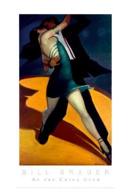 At the China Club by Bill Brauer
