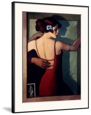 Mirror Dance by Bill Brauer
