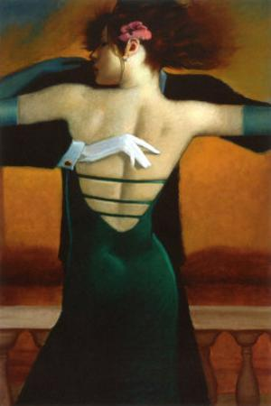 Touch of Ivory by Bill Brauer