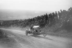GN of Archie Frazer-Nash, Essex Motor Club Kop Hillclimb, Buckinghamshire, 1922 by Bill Brunell
