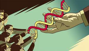 DNA by Bill Butcher
