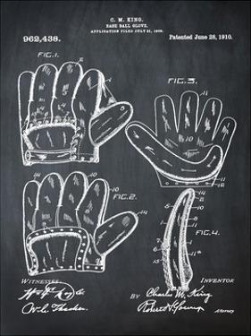 Baseball Glove, 1909-Chalk Boa by Bill Cannon