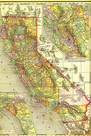 California by Bill Cannon