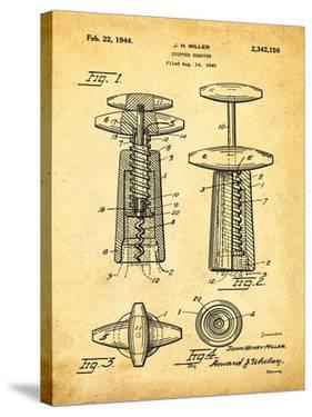 Corkscrew 1944 Sepia by Bill Cannon