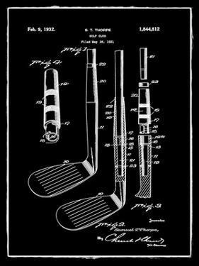 Golf Club, 1931 by Bill Cannon
