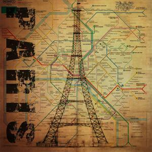 Paris by Bill Cannon