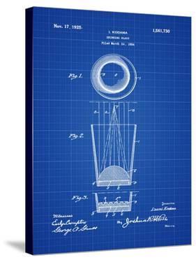 Shot Glass Blueprint by Bill Cannon