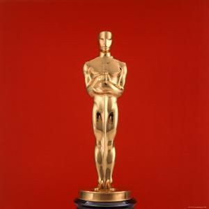 Oscar, the Academy Award Statuette by Bill Eppridge