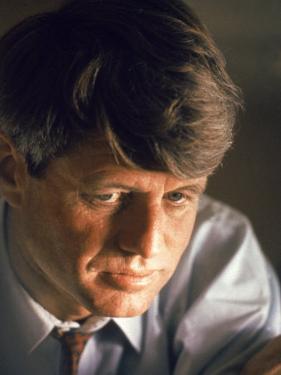 Robert Kennedy Portrait by Bill Eppridge