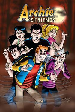 Archie Comics Cover: Archie & Friends No.147 Twilite Part 2 by Bill Galvan