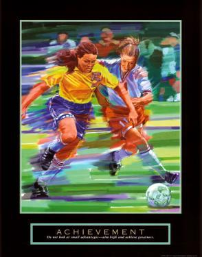 Achievement: Soccer by Bill Hall