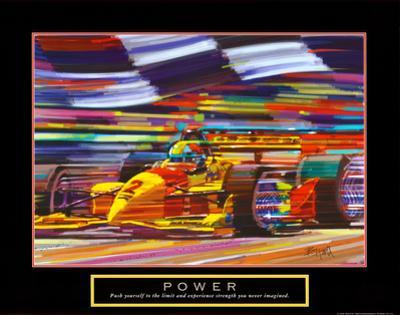 Power: Formula 1 by Bill Hall