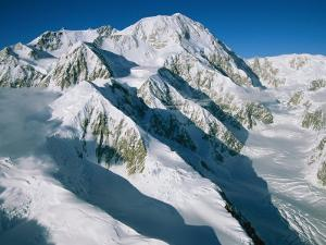 View of Majestic Denali by Bill Hatcher