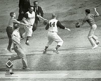 Bill Mazeroski Walk-Off Home Run Game 7 of the 1960 World Series