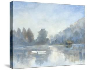 Thoughtful Moorings by Bill Philip