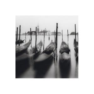 Venetian Gondolas I by Bill Philip