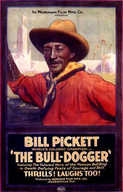 Bill Pickett the Bull-Dogger