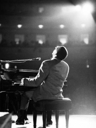 Ray Charles by Bill Ray