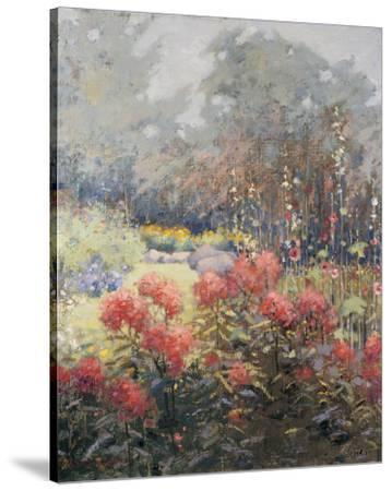 A Garden in September by Bill Reid