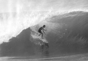Gerry Lopez, Pipeline by Bill Romerhaus