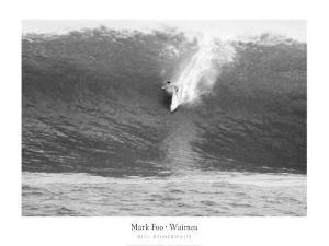 Mark Foo, Waimea by Bill Romerhaus