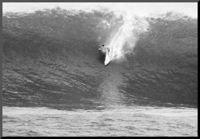 Mark Foo, Waimea by Bill Romerhaus