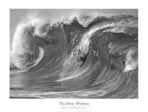 The Drop, Waimea by Bill Romerhaus