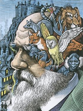 Charles Darwin, British Naturalist by Bill Sanderson