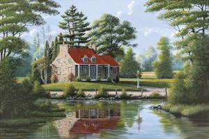 Summer Breeze by Bill Saunders