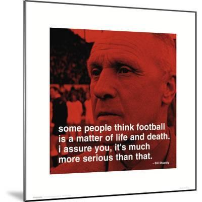 Bill Shankly: Football