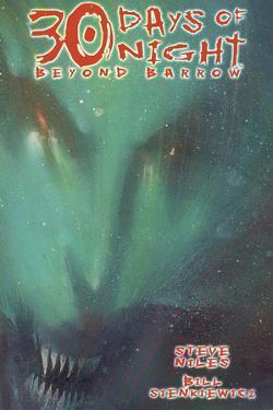 30 Days of Night: Beyond Barrow - Cover Art by Bill Sienkiewicz