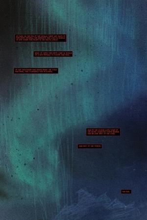 30 Days of Night: Beyond Barrow - Full-Page Art