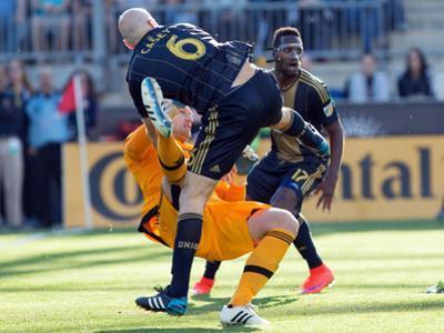 MLS: New York City FC at Philadelphia Union by Bill Streicher