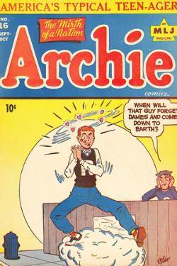 Archie Comics Retro: Archie Comic Book Cover No.16 (Aged) by Bill Vigoda