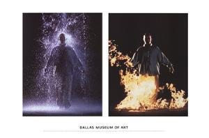 The Crossing by Bill Viola