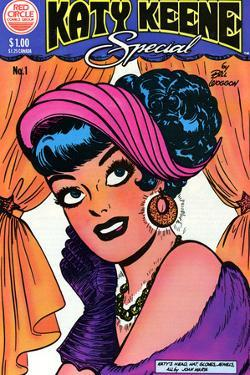 Archie Comics Retro: Katy Keene Special Comic Book Cover No.1 (Aged) by Bill Woggon