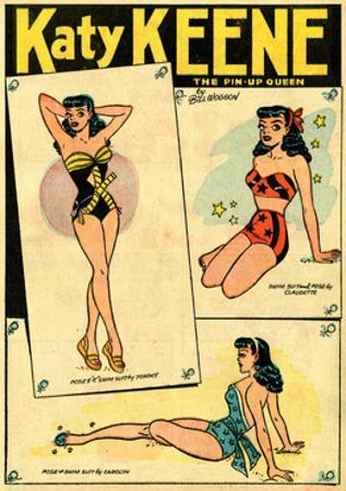 Archie Comics Retro: Katy Keene The Pin-Up Queen (Aged)