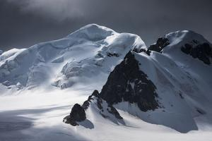 Antarctica, South Orkney Islands. Mountain and Glacier Landscape by Bill Young