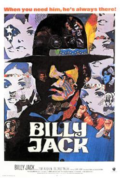 Billy Jack - Movie Poster Reproduction