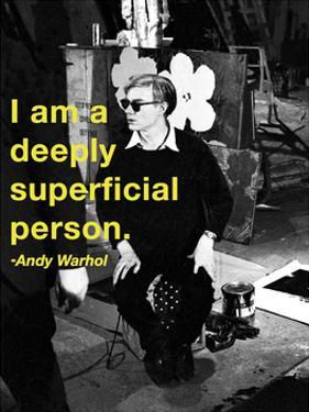 Deeply Superficial by Billy Name