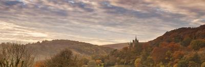 Castell Coch (Castle Coch) (The Red Castle), Tongwynlais, Cardiff, Wales, United Kingdom, Europe by Billy Stock