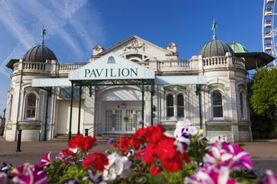 Pavilion, Torquay, Devon, England, United Kingdom, Europe by Billy Stock