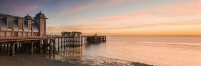 Penarth Pier, Near Cardiff, Vale of Glamorgan, Wales, United Kingdom, Europe by Billy Stock
