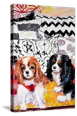 Gemma and Daphne, 2014 by Billy Sullivan