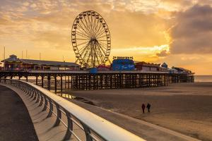 The Pier, Blackpool, Lancashire, England, United Kingdom, Europe by Billy