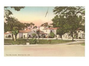 Biltmore Hotel, Montecito, Santa Barbara, California