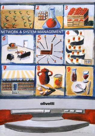 Olivetti Network And System