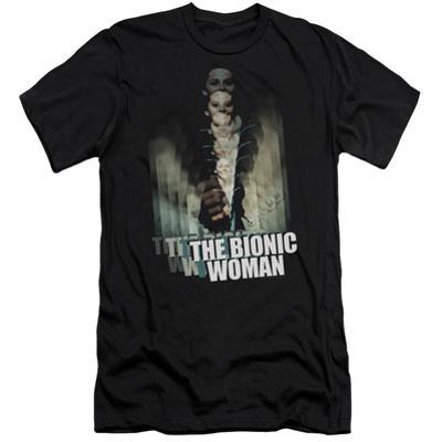 Bionic Woman - Motion Blur (slim fit)